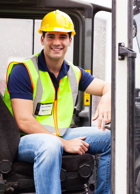 Contact Forklift Safety Training Toronto