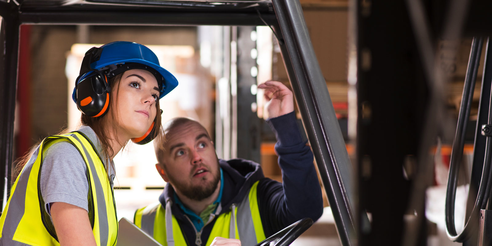 Industrial Forklift Safety Training Toronto